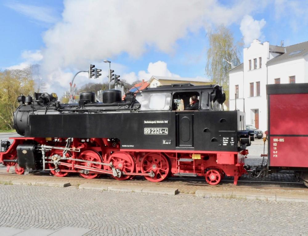 Schmalspurbahn Molli