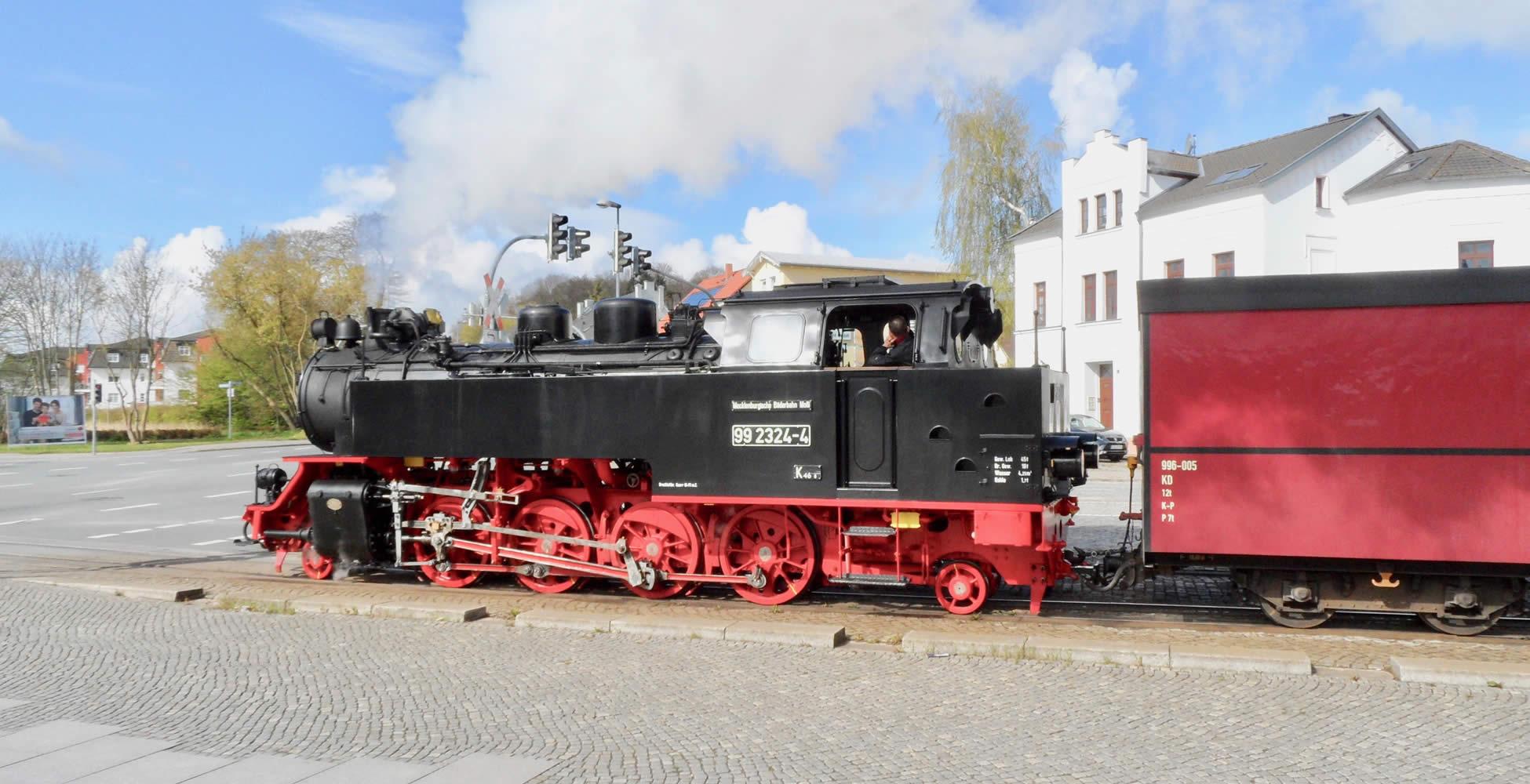 Schmalspurbahn Molli Kühlungsborn